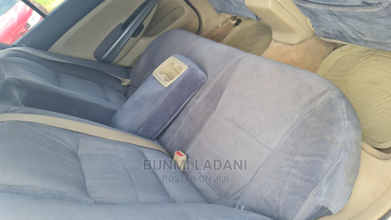 Honda Accord 2011 Sedan LX Automatic White   Cars for sale in Central Business District, Abuja (FCT) State, Nigeria