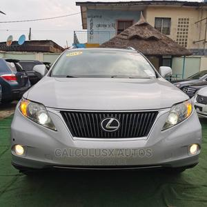 Lexus RX 2012 350 AWD Silver | Cars for sale in Lagos State, Ilupeju