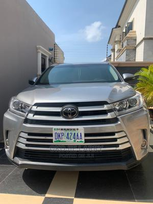 Toyota Highlander 2015 Silver | Cars for sale in Abuja (FCT) State, Gwarinpa