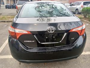 Toyota Corolla 2014 Black   Cars for sale in Lagos State, Amuwo-Odofin