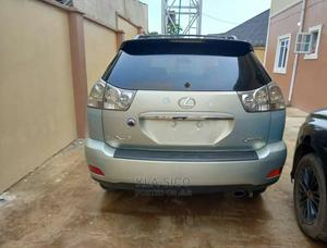 Lexus RX 2007 350 Gray | Cars for sale in Abuja (FCT) State, Gwarinpa