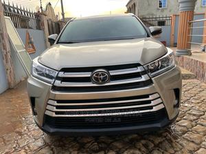 Toyota Highlander 2015 LE 4dr SUV (3.5L 6cyl 6A) Gold | Cars for sale in Ogun State, Ijebu Ode