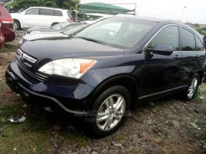 Honda CR-V 2008 2.4 EX Automatic Blue   Cars for sale in Lagos State, Apapa