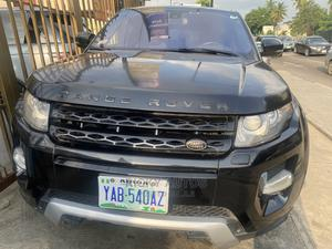 Land Rover Range Rover Evoque 2013 Black | Cars for sale in Lagos State, Ikeja