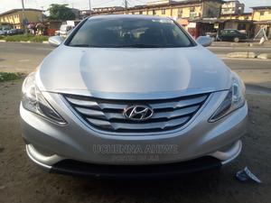 Hyundai Sonata 2012 Silver | Cars for sale in Lagos State, Surulere