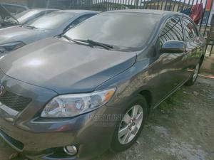 Toyota Corolla 2010 Gray   Cars for sale in Lagos State, Surulere