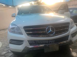 Mercedes-Benz M Class 2014 White   Cars for sale in Lagos State, Lekki