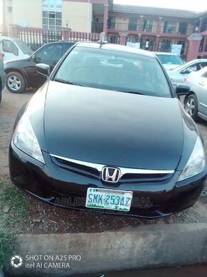 Honda Accord 2006 Black | Cars for sale in Lagos State, Ikotun/Igando