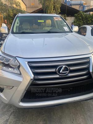 Lexus GX 2015 Silver | Cars for sale in Lagos State, Ikeja