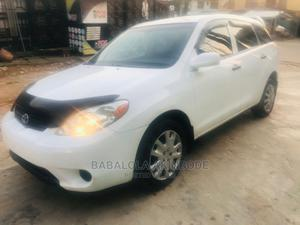 Toyota Matrix 2006 White | Cars for sale in Lagos State, Ogba