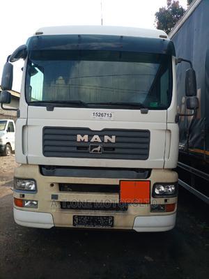 Man Truck Head. | Trucks & Trailers for sale in Lagos State, Ejigbo
