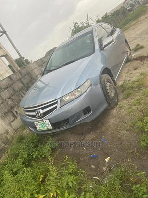 Honda Accord 2004 Automatic Blue | Cars for sale in Lagos State, Ibeju