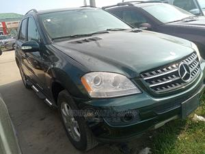 Mercedes-Benz M Class 2008 ML 350 4Matic Green   Cars for sale in Lagos State, Ajah