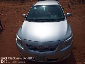 Toyota Corolla 2010 Silver | Cars for sale in Lagos State, Ojodu