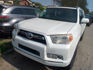 Toyota 4-Runner 2011 SR5 4WD White   Cars for sale in Lagos State, Amuwo-Odofin