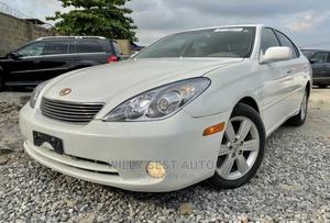 Lexus ES 2005 330 White   Cars for sale in Lagos State, Amuwo-Odofin