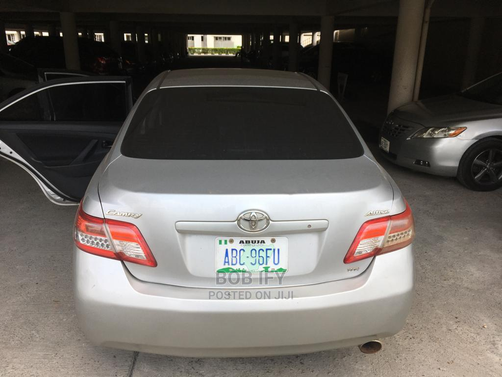 Toyota Camry 2009 Silver   Cars for sale in Central Business District, Abuja (FCT) State, Nigeria
