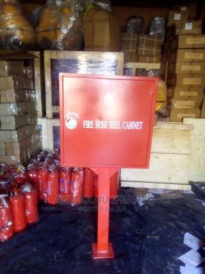 Hose Reel Cabinet for Fire Fighting | Safetywear & Equipment for sale in Lagos State, Surulere
