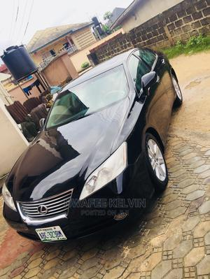 Lexus ES 2008 350 Black   Cars for sale in Imo State, Ngor-Okpala