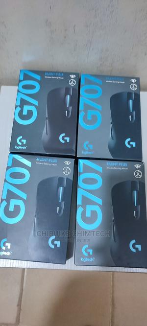 Logitech G707 Gaming Mouse Rechargeable Wireless Mouse | Computer Accessories  for sale in Lagos State, Ikeja