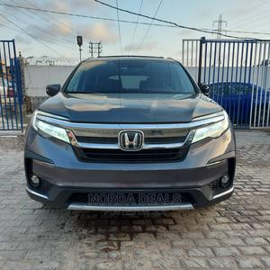 Honda Pilot 2019 Touring AWD Gray | Cars for sale in Lagos State, Surulere