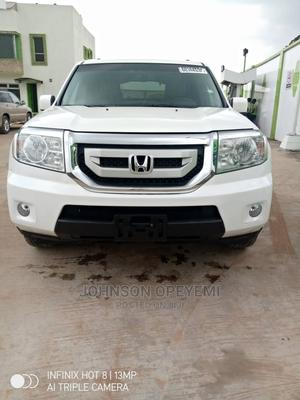 Honda Pilot 2011 White | Cars for sale in Lagos State, Abule Egba