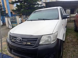 Toyota Hilux 2012 2.0 VVT-i White | Cars for sale in Akwa Ibom State, Uyo