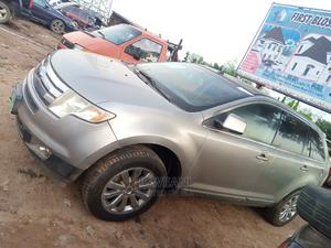Ford Edge 2008 Silver | Cars for sale in Abuja (FCT) State, Lugbe District