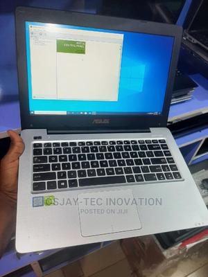 Laptop Asus X450CA 8GB Intel Core I5 HDD 500GB | Laptops & Computers for sale in Edo State, Benin City