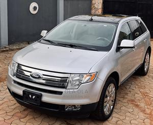 Ford Edge 2009 SE 4dr FWD (3.5L 6cyl 6A) Silver | Cars for sale in Ogun State, Ifo