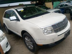 Lincoln MKX 2007 AWD White   Cars for sale in Lagos State, Oshodi