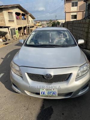 Toyota Corolla 2009 Silver | Cars for sale in Osun State, Osogbo