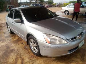 Honda Accord 2003 Silver | Cars for sale in Plateau State, Jos