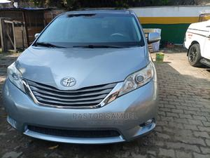 Toyota Sienna 2013 Silver | Cars for sale in Lagos State, Isolo