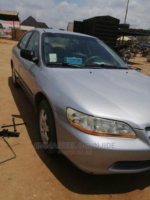 Honda Accord 1998 Silver   Cars for sale in Abuja (FCT) State, Utako