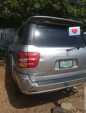 Toyota Sequoia 2004 Gray | Cars for sale in Abuja (FCT) State, Jahi