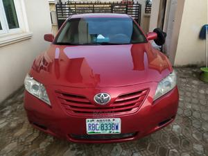 Toyota Camry 2007 Red | Cars for sale in Abuja (FCT) State, Kubwa