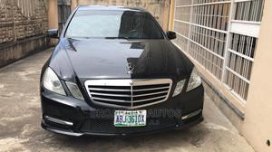 Mercedes-Benz E350 2013 Black   Cars for sale in Lagos State, Isolo