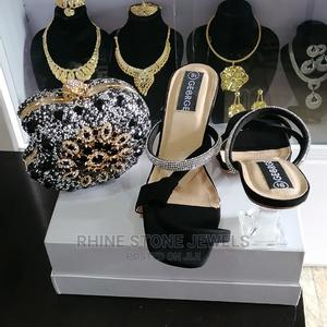 Slippers and Clutch | Shoes for sale in Lagos State, Amuwo-Odofin