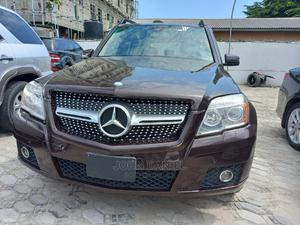 Mercedes-Benz GLK-Class 2012 350 4MATIC Brown | Cars for sale in Lagos State, Ajah