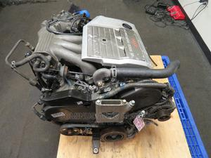 Engine Toyota Highlander Sienna Camry Rx300 Es300 1mz V6 | Vehicle Parts & Accessories for sale in Lagos State, Ikeja