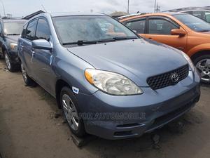 Toyota Matrix 2004 Gray | Cars for sale in Lagos State, Apapa