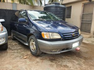 Toyota Sienna 2001 XLE Blue   Cars for sale in Lagos State, Ikeja