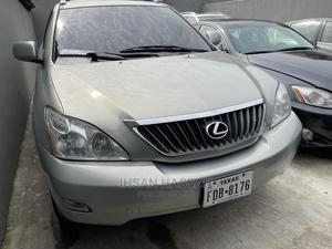 Lexus RX 2008 Silver   Cars for sale in Lagos State, Ogba