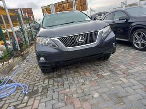 Lexus RX 2011 Black   Cars for sale in Lagos State, Ajah