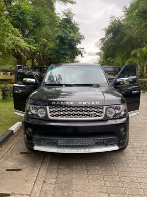 Land Rover Range Rover Sport 2006 Black | Cars for sale in Lagos State, Ajah