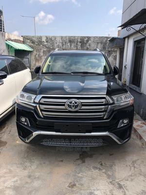 Toyota Land Cruiser 2016 4.5 V8 GXR Black   Cars for sale in Lagos State, Surulere
