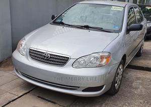 Toyota Corolla 2006 CE Silver   Cars for sale in Lagos State, Lagos Island (Eko)