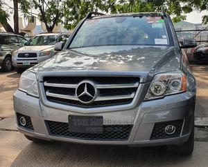 Mercedes-Benz GLK-Class 2012 350 4MATIC Silver | Cars for sale in Lagos State, Lagos Island (Eko)