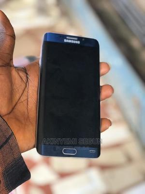 Samsung Galaxy S6 Edge Plus 64 GB Black   Mobile Phones for sale in Lagos State, Alimosho